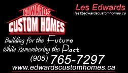 Edward's Custom Homes